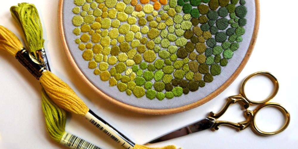 Как правильно сочетать цвета в бижутерии фото 2