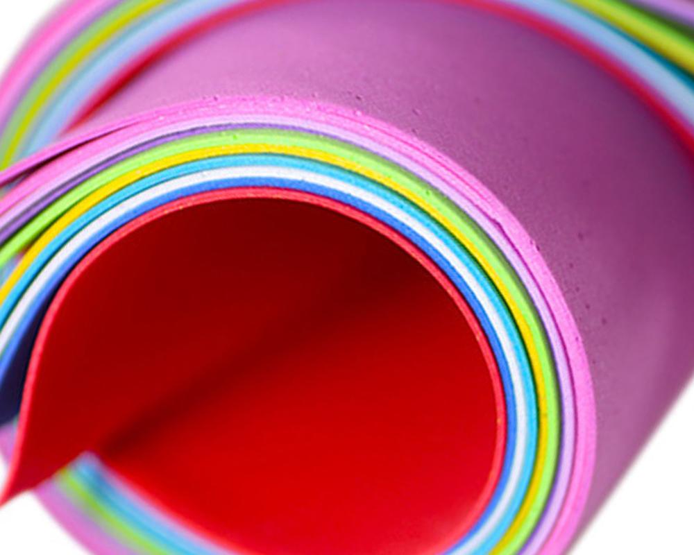 Применение фоамирана в рукоделии: свойства, особенности, производители фото 4