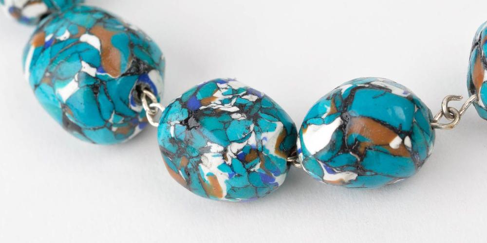 Камни из полимерной глины фото 5