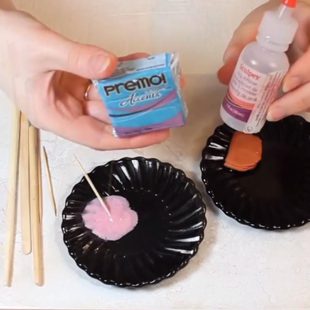 Основы работы с жидкой пластикой фото 3