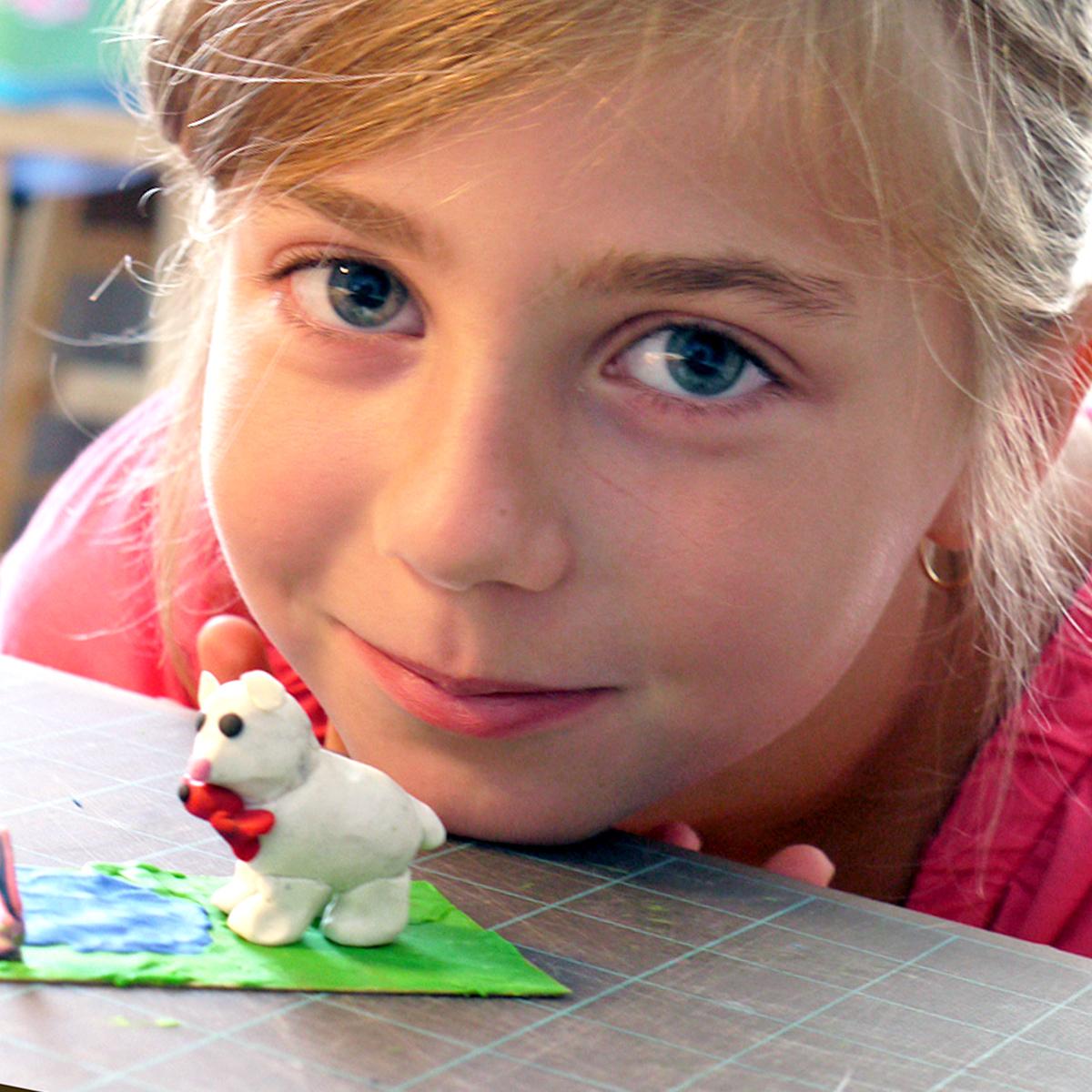 Совместное творчество с детьми фото 3