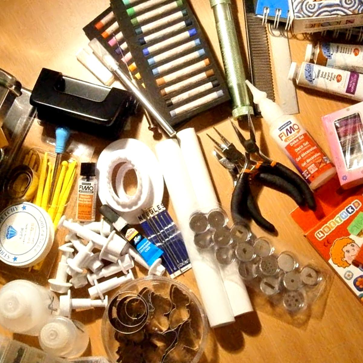 Инструменты и материалы, применяемые для работы с ювелирным эпоксидным компаундом фото 5