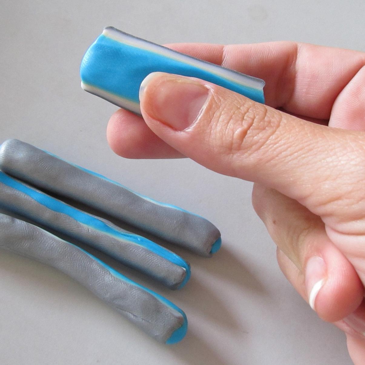 Как реанимировать твердую полимерную глину фото 3