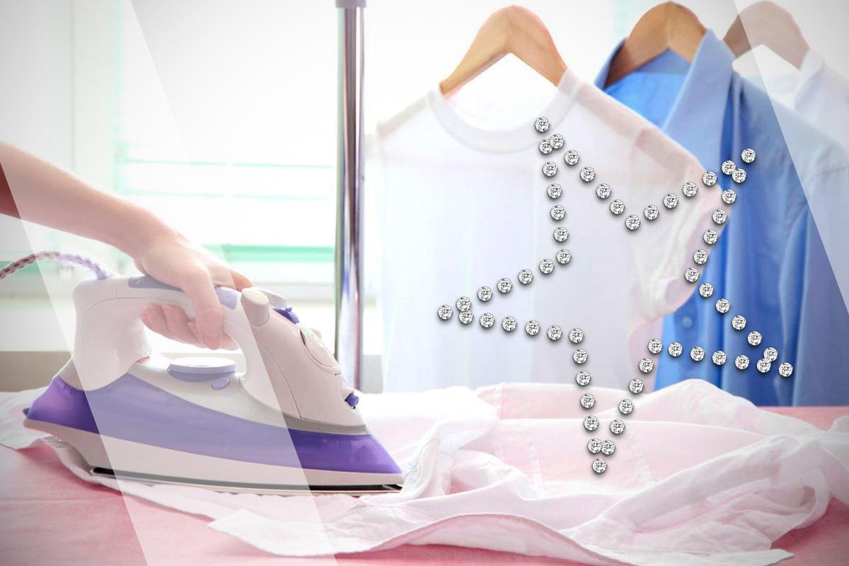 Как убрать стразы с одежды