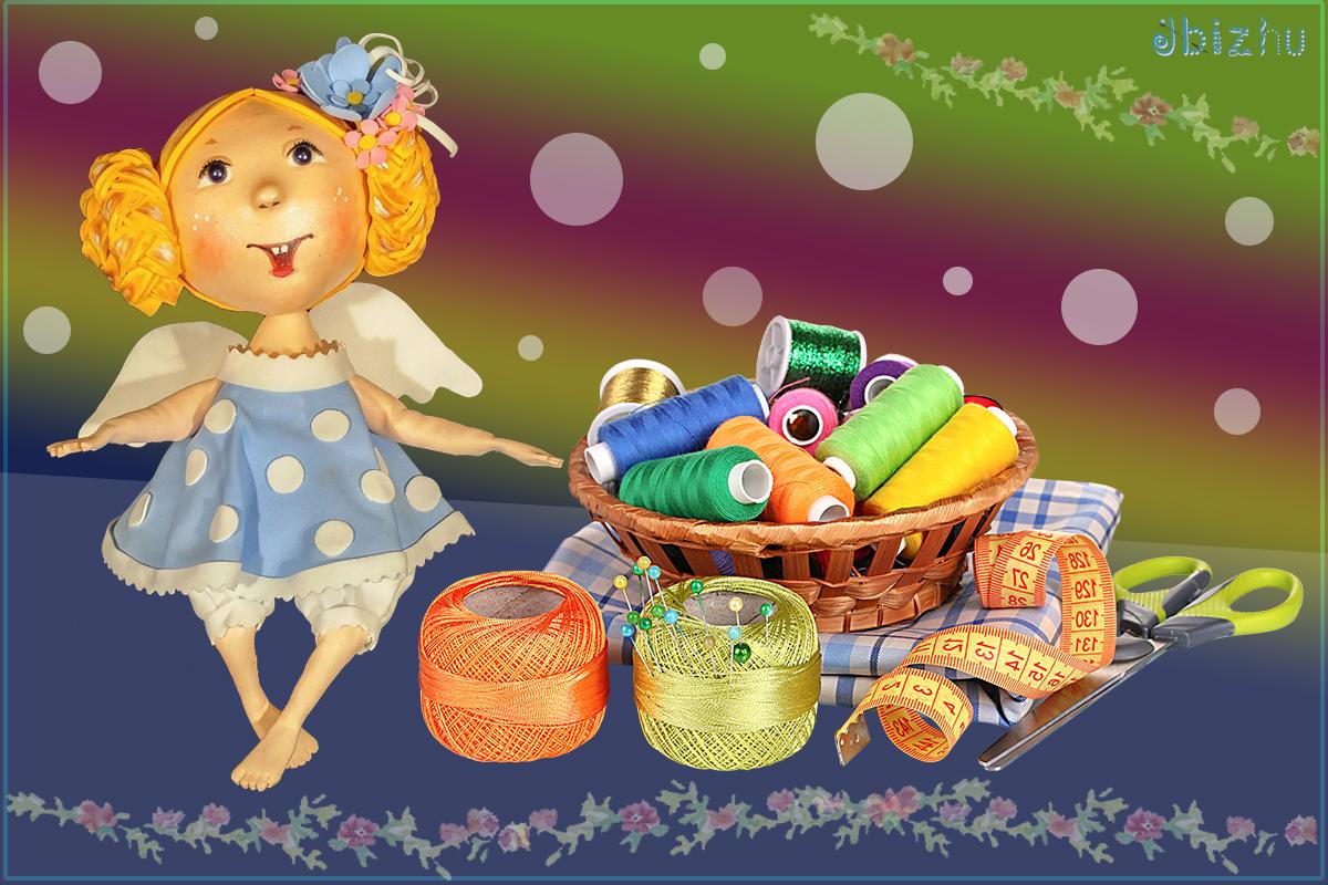 Куклы из фоамирана – мастер-класс для новичков